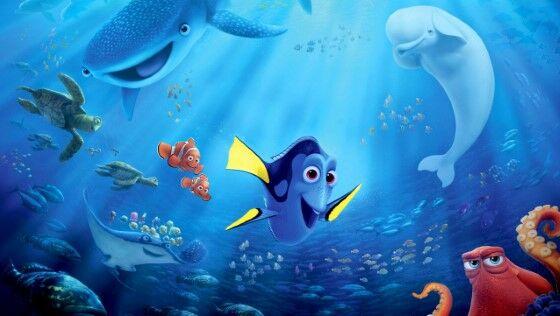 Film Animasi Disney Finding Dory Custom Af352