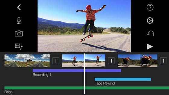 Aplikasi Edit Video Imovie 26398