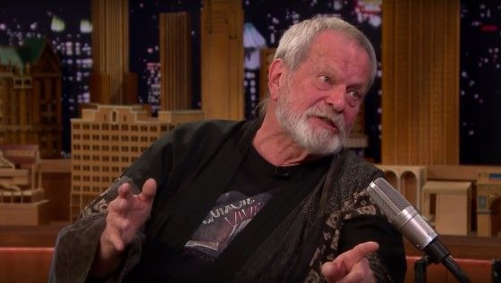 Haters Terry Gilliam Custom Bec1b