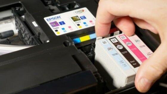Cara Mengatasi Hasil Print Bergaris Pada Canon Dcb37