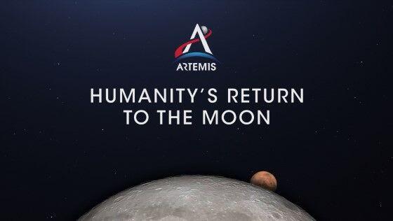 Proyek Artemis Nasa 12394