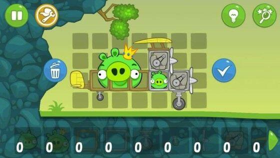 Bad Piggies Mod Apk Unlimited Money 1419e