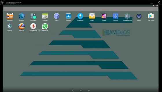 Emulator Android Paling Ringan Dan Cepat Amiduos Ff9c9