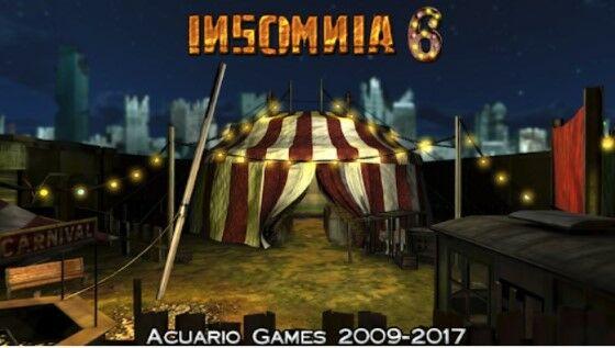 Insomnia 6 041fc