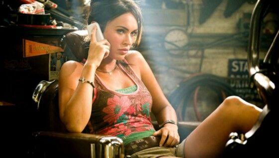 Megan Fox Transformer 57c87
