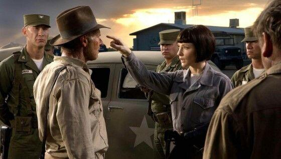 Indiana Jones And The Kingdom Of The Crystal Skull Film Terkenal Yang Orang Tidak Peduli Dan Dianggap Ada Custom 8466f