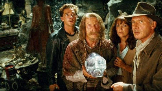 Indiana Jones And The Kingdom Of The Crystal Skull B88f1