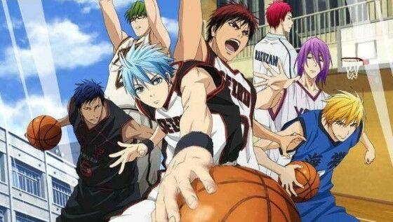 Kuroko No Basket Last Game 05bf4
