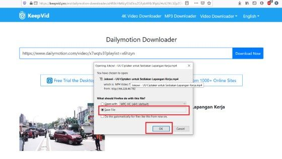 Fast Download From Dailymotion 0f4c0