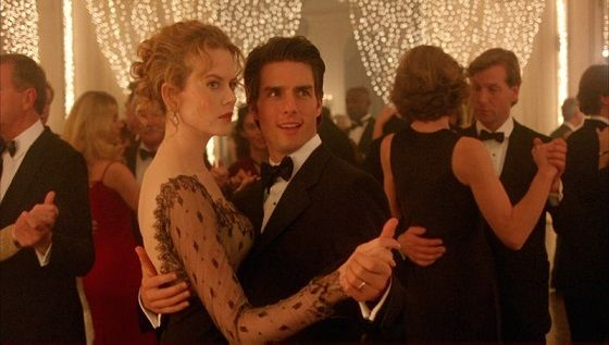 Tom Cruise Dan Nicole Kidman Di Film Eyes Wide Shut 58bea