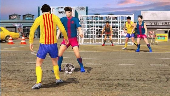 Game Futsal Android Terbaik 9 F27f4