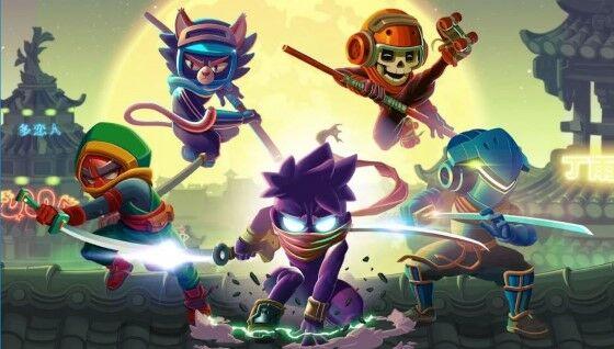 Game Ninja Offline Dash 5b824