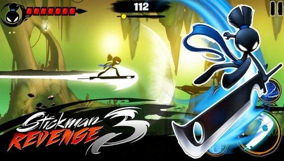 Game Ninja Offline Stickman 70582