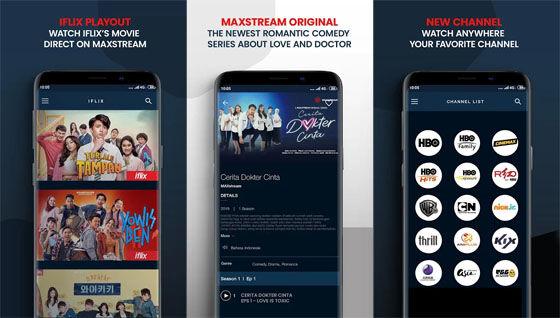 Aplikasi Download Drama Korea Maxstream B98ed