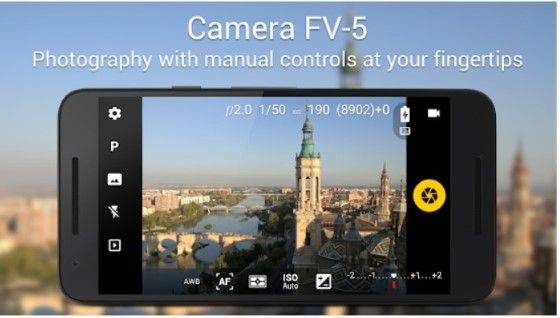 Aplikasi Kamera Terbaik 2020 5981b