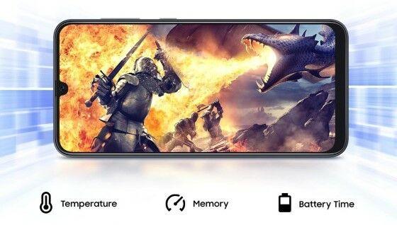 Samsung Galaxy A30s Vs A50s Performa Custom 37a69