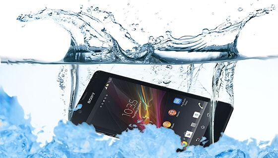 Smartphone Panas 8