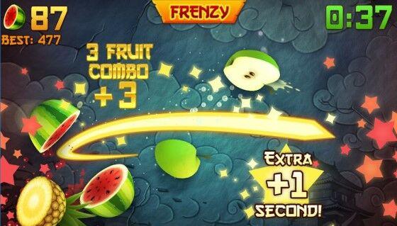 Game Ninja Offline Fruit 122ad