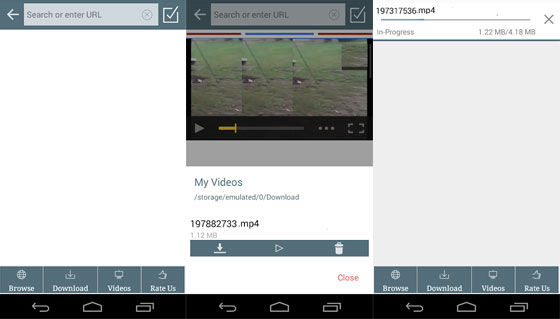 Aplikasi Download Video All A561e