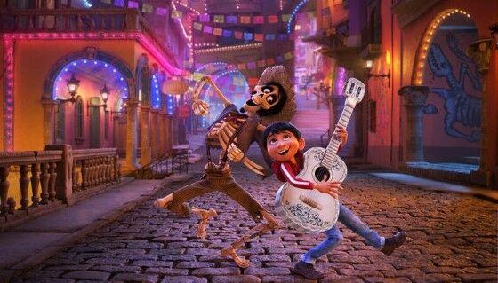 Coco Film Animasi Terbaik Disney Termahal Ulasan Custom C97a2