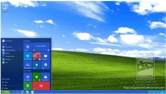 Download Theme Windows 10 Terbaik Tema Windows XP 3b869