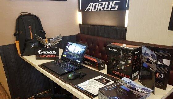 Gigabyte Perlihatkan Laptop Gaming Premium Aorus X5 1 Db405