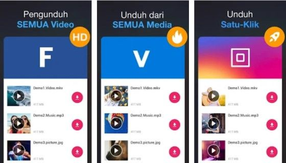 download video di facebook ios
