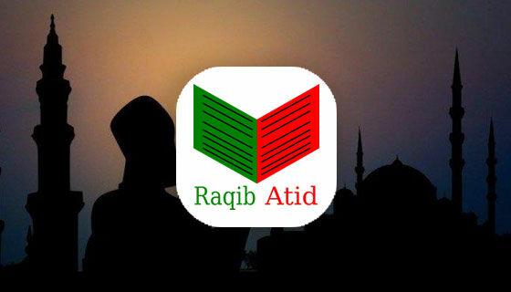 Aplikasi Raqib Atid Apk Terbaru 79771