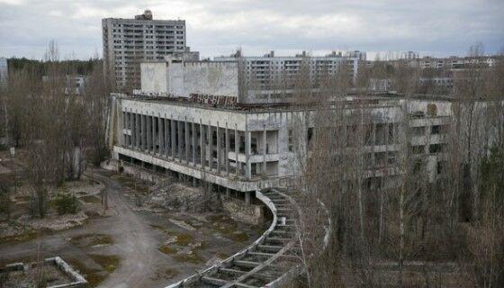 Lokasi Syuting Chernobyl Ukraina Chernobyl Diaries 2012 Custom B50ba