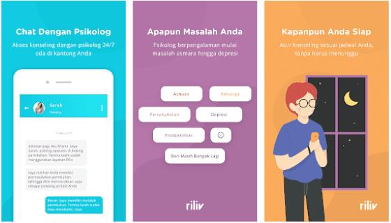 Aplikasi Curhat Dengan Psikolog F3ec9