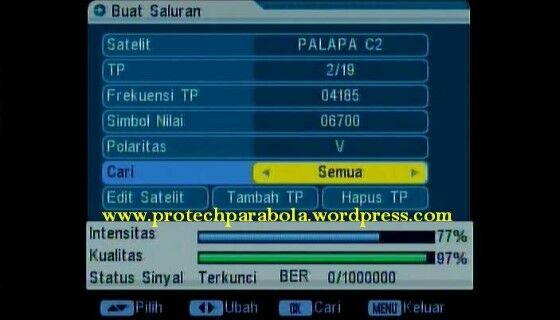 Cara Mencari Sinyal Parabola Palapa Dan Telkom Ec2ea