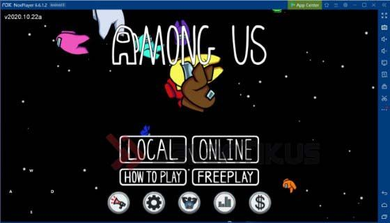 Download Among Us Pc Tanpa Emulator Ba57a