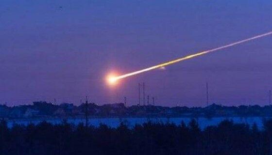 Meteor Jatuh Tadi Malam 68675