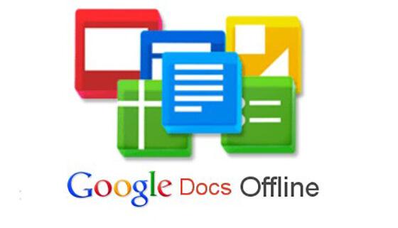 4 Google Docs Offline