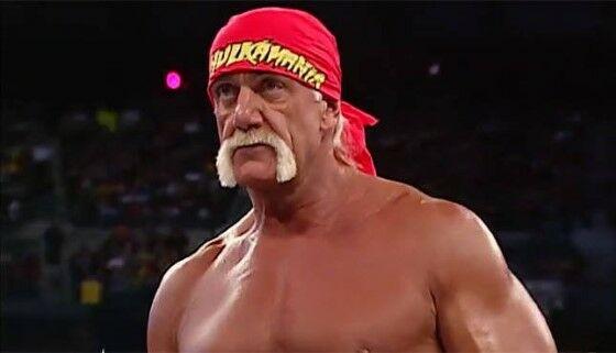 Aktor Jadi Penyanyi Hulk Hogan Return Custom 8867f