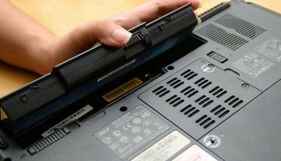 Baterai Laptop Bermasalah E87c9