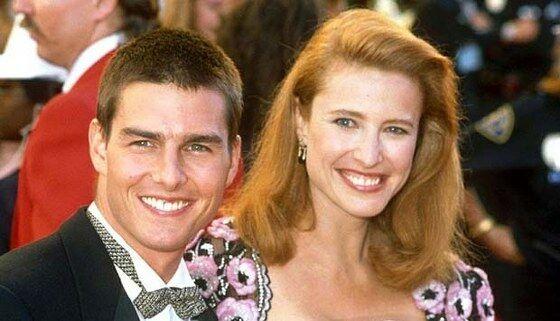 Tom Cruise Dan Mimi Rogers F71c6