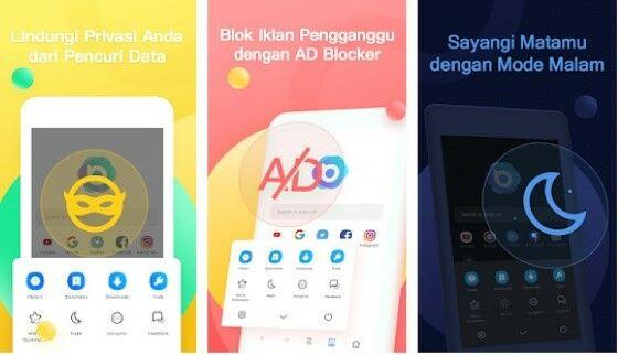 Aplikasi Browser Tercepat Nox Browser Custom A1ecc