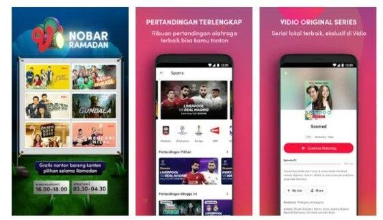Aplikasi Nonton Drakor Sub Indo Gratis Terbaik Da529