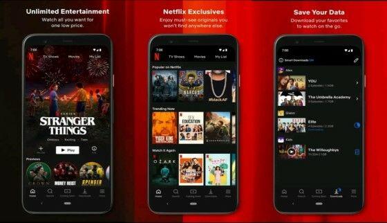 Netflix Mod Apk A60ef