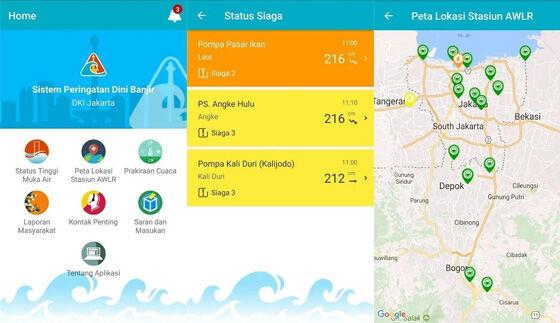 Aplikasi Pantau Banjir Sistem Peringatan Dini 625e6