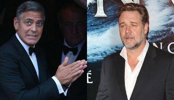 Sel5 Russell Crowe George Clooney Custom 1 96ec3