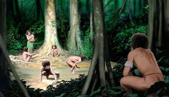 Penangkapan Suku Mante 070c4