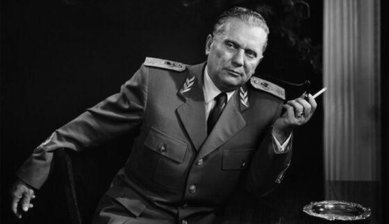 Josip Tito Manusia Yang Sulit Dibunuh 85cac