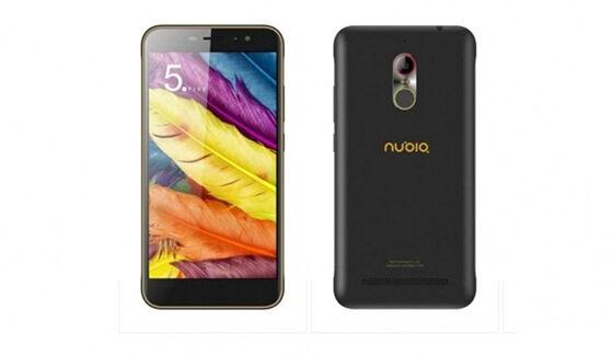 Smartphone Nubia Indonesia 3