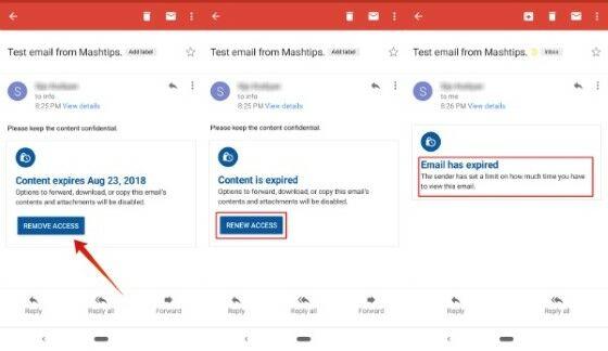 Fitur Rahasia Gmail Waktu Kadaluwarsa Email Custom 2512c