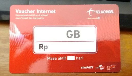Cara Mengisi Voucher Telkomsel 4b53e