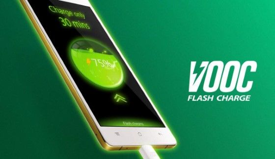 Fast Charging Oppo 1287f