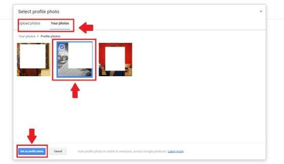 Cara Ganti Profil Youtube Lewat Hp 2020 6b6c4