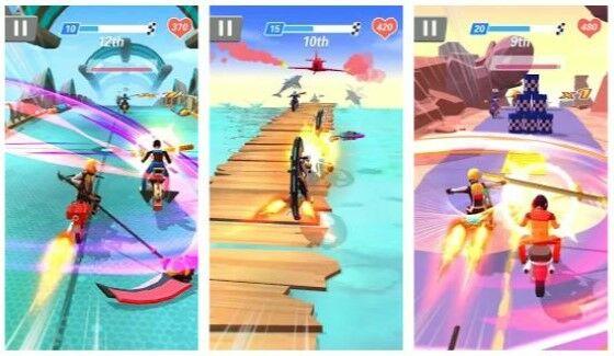 Download Racing Smash 3D MOD APK B3e63